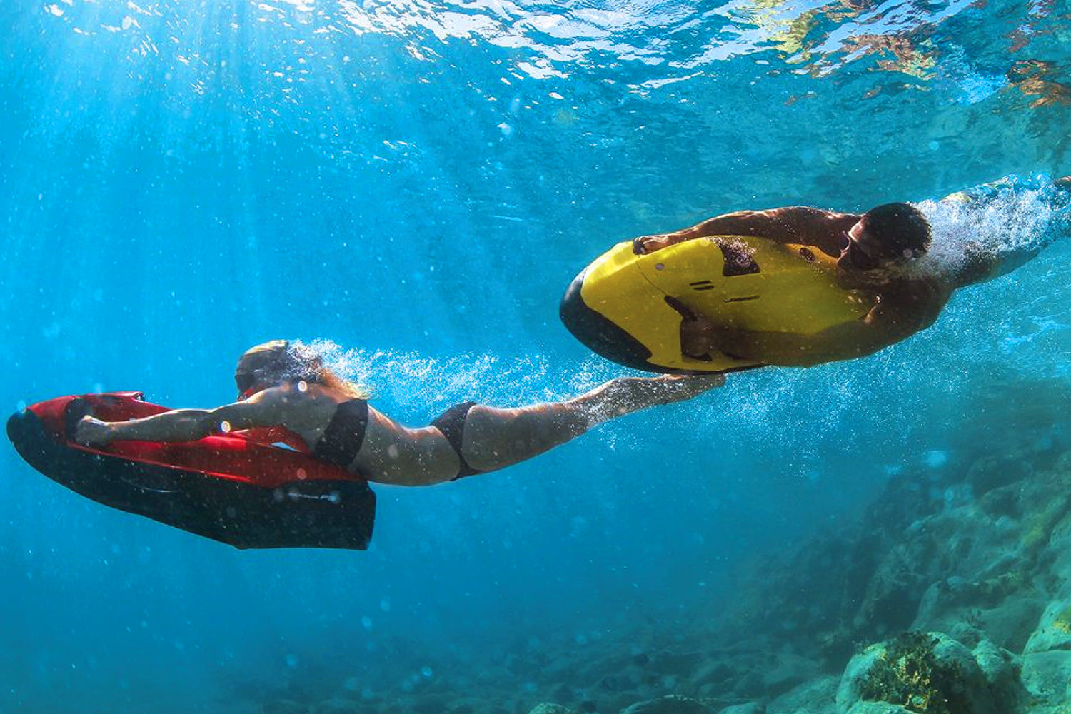 Seabob - ALL DAY USE FOR UNDERWATER FUN from $400